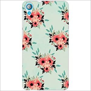 HTC Desire 820Q Back Cover - Soothing Designer Cases