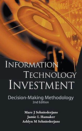 Information Technology Investment: Decision-making Methodology, (2nd Edition)
