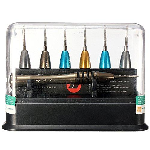 7 Pcs Mini Precision Repair Tool Kit Screwdriver Removable Set
