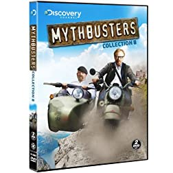 Mythbusters: Collection 8