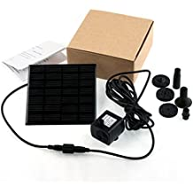 Generic 2017 Hot 1set Professional Solar Power Fountain Pool Water Pump Garden Plants Sun Plants Watering Outdoor...