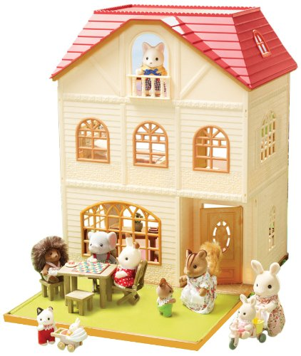Calico-Critters-Oakwood-Home