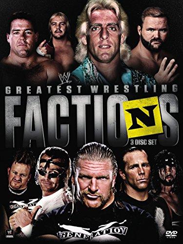 DVD : Wrestling Factions (DVD)
