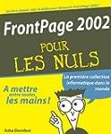 FrontPage 2002 Pour les Nuls