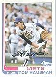 1982 Topps # 524 Tom Hausman New York Mets Baseball Card