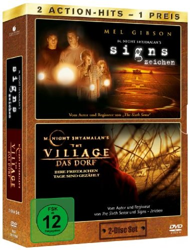 Signs / The Village - Das Dorf [2 DVDs]