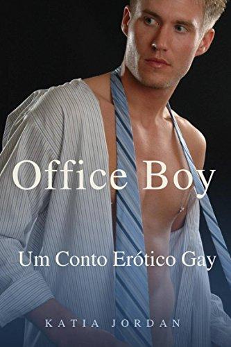 Office Boy - Um Conto Erótico Gay