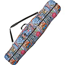 Athalon Fitted Snowboard Bag (Graffiti, 170cm)