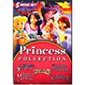 The Princess Collection : The Little Mermaid , Pocahontas , Cinderella , Snow White , The Little Princess : 5 Movie Set