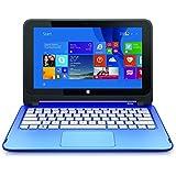 Hewlett Packard Stream K5F87UA#ABL 11.6-Inch Laptop, Blue