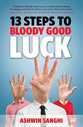 13 Steps to Bloody Good Luck Image