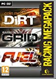 Colin McRae: Dirt/Race Driver: GRID/FUEL - Racing Mega Pack (PC DVD)