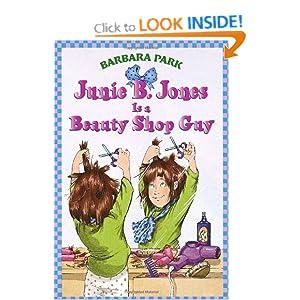 junie b jones is a beauty shop guy book report