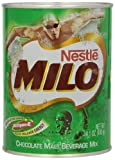 Nestle Milo Malt Beverage Mix, Chocolate, 14-Ounce