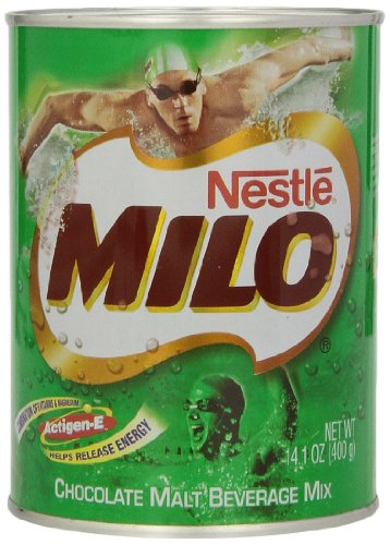 Nestle Milo Malt Beverage Mix, Chocolate, 14.1 -Ounce (Milo Chocolate Drink compare prices)