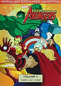 The Avengers: Volume Four - Thor's Last Stand (Marvel Super Hero Collection)