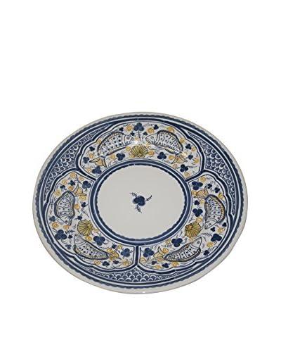 CE Cory Nazare Dinner Plate, Multi