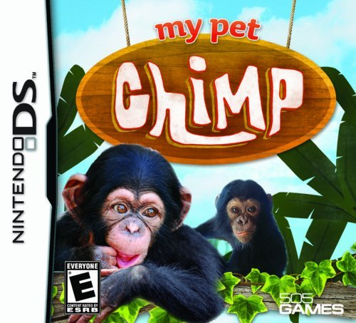 My Pet Chimp - Nintendo DS - 1