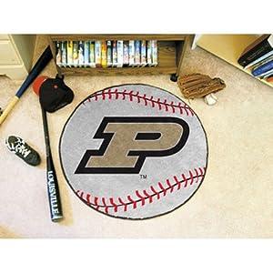 Baseball Floor Mat - Purdue University by Fanmats
