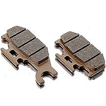 Alcoa Prime Rear Brake Pads For Yamaha YXR Rhino 450 04-09 660 04-07 Raptor YFM 700 06-11