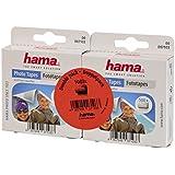 Hama Fototapes für Alben, 1000 Stück, 2-seitig selbstklebend, Transparent