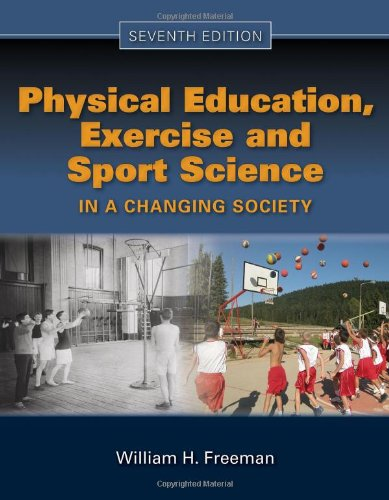 Physical Education, Exercise And Sport Science In A...