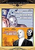 Nuestro Cine Clasico: Santo y Blue Demon en La Atlantida/Santo y Blue Demon Contra Los Monstruos