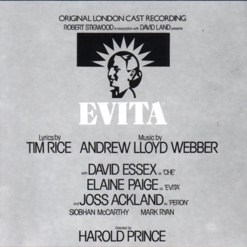 Andrew Lloyd Webber - Evita London Cast (Disc 2) - Zortam Music