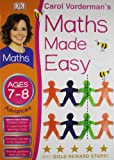 Maths Made Easy: (AGES 7-8) - Advance