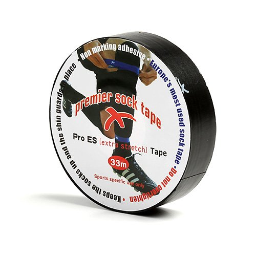Premier Sock Tape Pro Es (Black)
