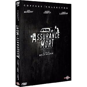 Assurance sur la mort - Édition Collector 2 DVD