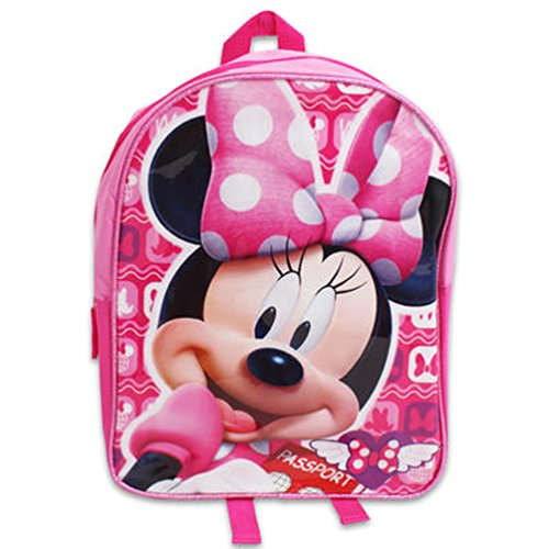 "Disney Minnie Mouse 15"" Backpack - 1"