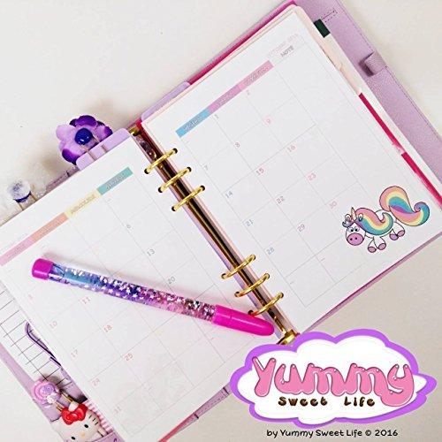 a5-personal-refill-handmade-per-agende-planner-mese-su-2-pagine-rainbow-lunicorno