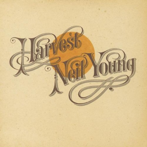 Neil Young - Harvest - (Reprise K 54005) - B1 - Zortam Music