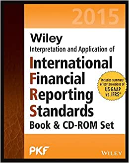 Wiley IFRS 2015: Interpretation And Application Of International Financial Reporting Standards Set (Wiley Regulatory Reporting)
