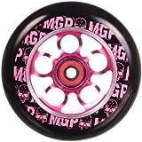 MGP 110-mm Skulls Aero Scooter Wheel - Black PU