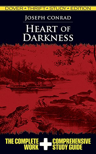 heart of darkness commentary These attempts were heavily criticized in joseph conrad's heart of darkness he  mocks the concepts of civility and efficiency, terming them.