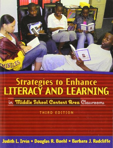 Strategies to Enhance Literacy and Learning in Middle...