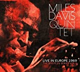 Miles Davis Quintet Live In Europe 1969: The Bootleg Series Vol 2(3 CDs/ 1 DVD) Box set Edition by Miles Davis Quintet (2013) Audio CD