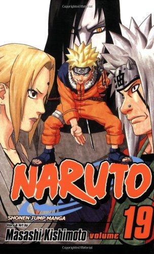 NARUTO -ナルト- コミック19巻 (英語版)