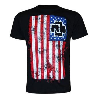 """Rammstein, T-Shirt """"Amerika""""-L"""