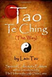 img - for By Lao Tzu Tao Te Ching (The Way) by Lao-Tzu: Special Collector's Edition with an Introduction by the Dalai Lam [Paperback] book / textbook / text book