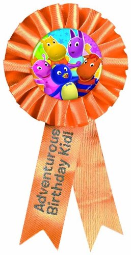 Designware Backyardigans Award Ribbon