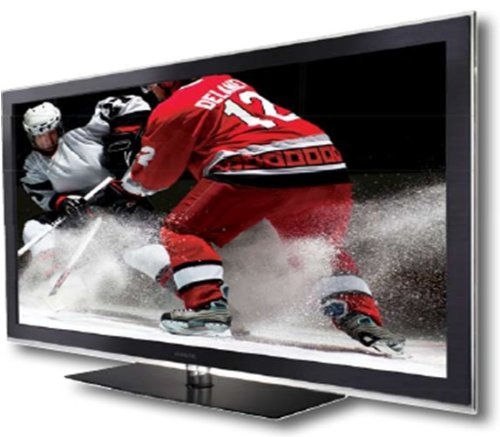 Samsung UN60D6000 60-Inch 1080p 120Hz LED HDTV (Black) [2011 MODEL]