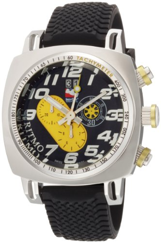 Ritmo Mundo 221 Yellow Chronograph