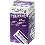 Medi-First Triple Antibiotic Ointment 0.5g Packets - MS60775 (576)