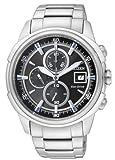 [シチズン]CITIZEN 腕時計 ECO-DRIVE CHRONOGRAPH エコドライブ クロノグラフ CA0370-54E メンズ [逆輸入]