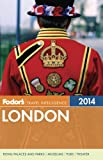 img - for Fodor's London 2014 (Full-color Travel Guide) book / textbook / text book