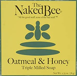 Naked Bee Triple Milled Bar Soap - 2.75 oz