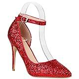 Produktbild von Damen Schuhe 112912 Pumps ROT 40